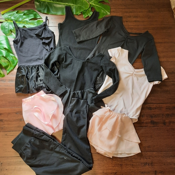 Bundle of Ballet Clothes